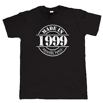 Made in 1999 Mens Funny T Shirt