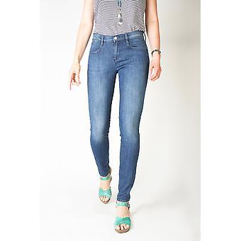 Gas Women Jeans Blue