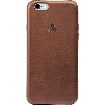 Nodus Shell iPhone 7 Case and Micro Dock - Chestnut Brown
