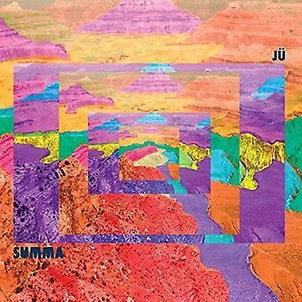 Ju - Summa [CD] USA importerer