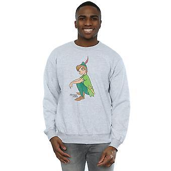 Disney Men's Classic Peter Pan Sweatshirt
