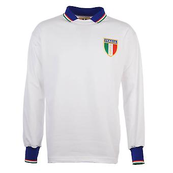 Italy 1982 Away Retro Football Shirt