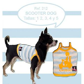 Dogmodel Scooter Dog (Dogs , Dog Clothes , T-Shirts)
