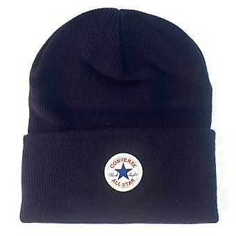 Converse Tall Cuff Watchcap Knit Beanie - Navy