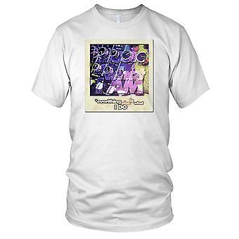 Musik T-Shirt - DJ Strand Ibiza Party Surfer Herren T Shirt