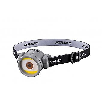 VARTA Head lamp 1 Leds Black/White
