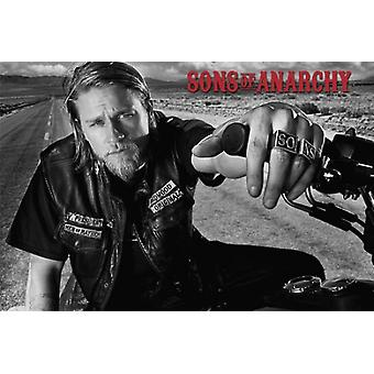 Sons of Anarchy Jackson plakatutskrift (36 x 24)
