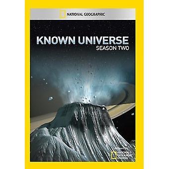 Universo conocido: Temporada 2 importación [DVD] los E.e.u.u.