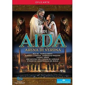 G. Verdi - Verdi: Aida [DVD] USA import