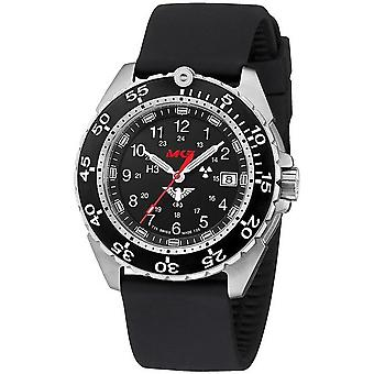 KHS horloges mens watch enforcer KHS staal. ENF. SB