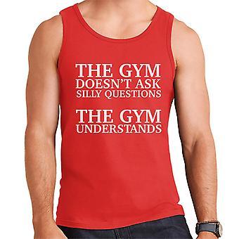 The Gym Understands Men's Vest