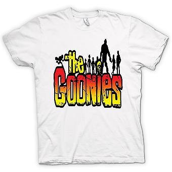 Womens T-shirt - The Goonies - Sloth Chunk - Funny