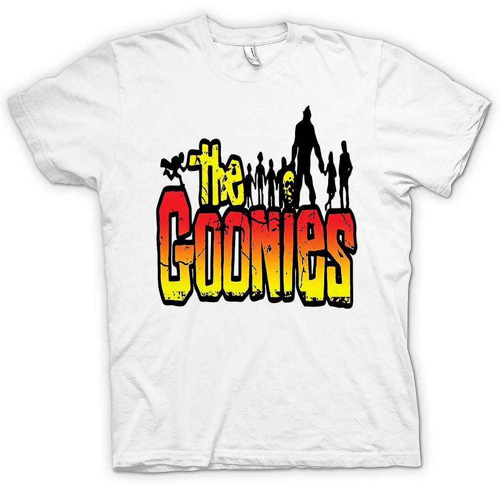 Womens T-shirt - The Goonies - Sloth Brok - Funny