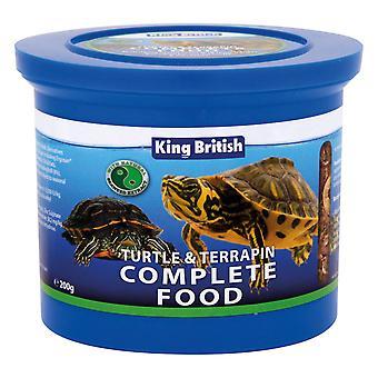 König British Turtle & Terrapin Alleinfutter 200g - Valentina Valentti UK