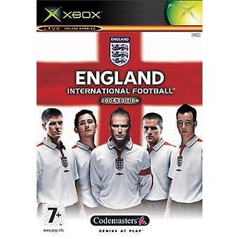Internationale voetbal van Engeland (Xbox)
