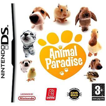 Animal Paradise (Nintendo DS) - Factory Sealed