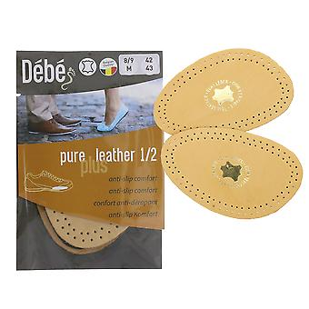 Débé antibacterial 1/2 insoles with an activated charcoal