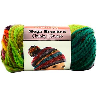 Mega Brushed Chunky Yarn-Carousel
