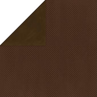 BoBunny Double Dot Double-Sided Textured Cardstock 12
