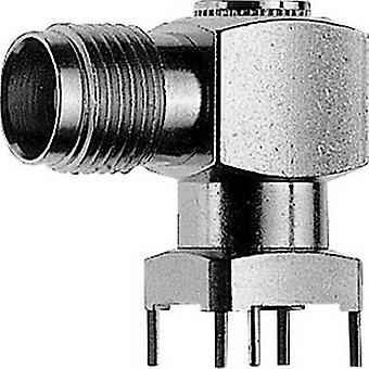 TNC connector Socket, horizontal mount 50 Ω Telegärtner J01011A2