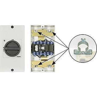 Kraus & Naimer KG64B T106/D-A038 KL71V Disconnector lockable 1 x 90 ° Black 1 pc(s)