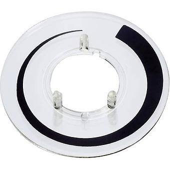 Dial Volume marker OKW A4416020 Suitable for 16 mm knobs 1 pc(s)
