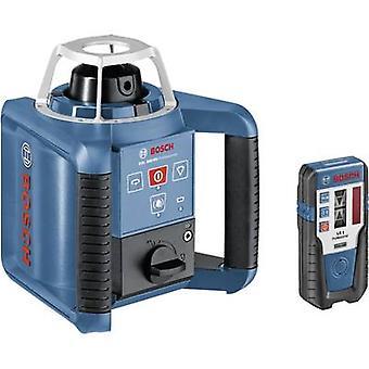 Bosch Professional GRL 300 HV 360-degree laser Self-levelling Range (max.): 300 m Calibrated to: Manufacturer's standar