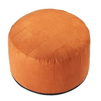 Bodenkissen Sitzhocker 34 x 50x 50 mit Füllung Sitzkissen ALKA Terra