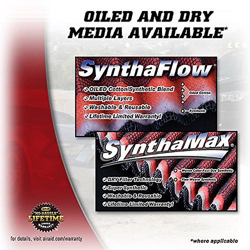 Airaid 401-226 SynthaMax Dry Filter Intake System