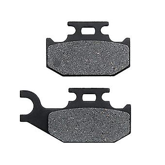 KMG Front Right Brake Pads for 2009-2010 CAN AM Renegade 800 R X - Non-Metallic Organic NAO Brake Pads Set