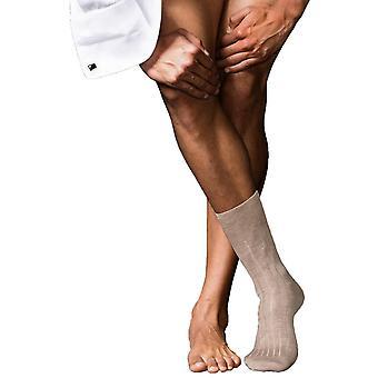 Falke No2 mejores Midcalf Cashmere Socks - guijarro Melange