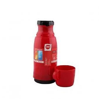 EMSA vacuum flask Rocket 0.5 ltr Red