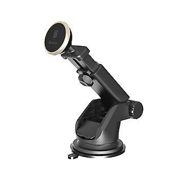 BASEUS 360 rotation telescoping mobile holder car Silver