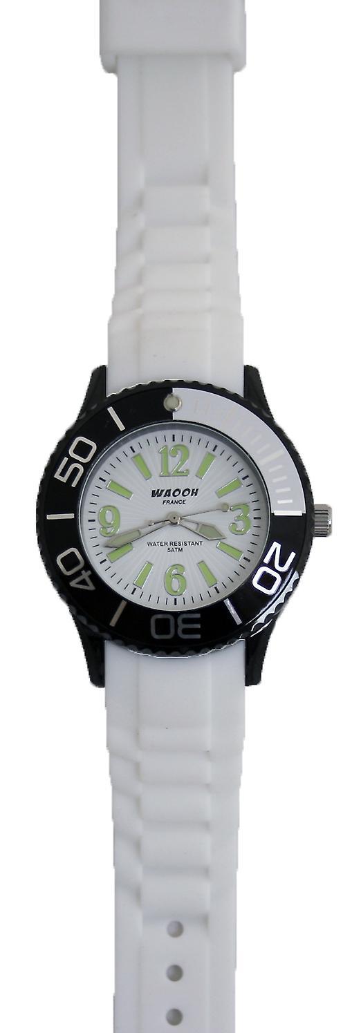 Waooh - Watch VERONA38 White Dial Color
