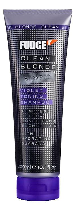 Fudge Clean Blond Violet Tonings Shampoo