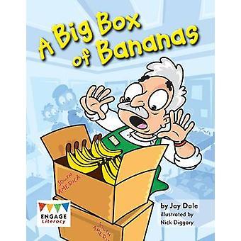 En stor eske med bananer av Jay Dale - 9781406258288 bok