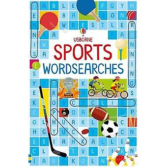 Idrett Wordsearches av Phillip Clarke - 9781474937559 bok