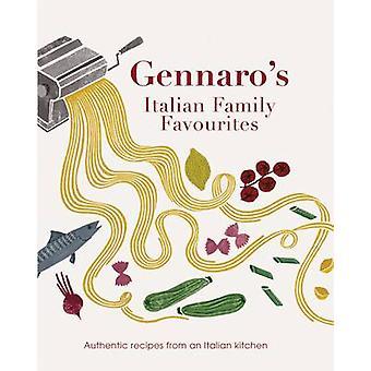 Favoritos de família italiana do Gennaro - receitas autênticas de um Italia