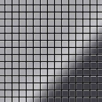 Metal mosaic Stainless Steel ALLOY Mosaic-S-S-M