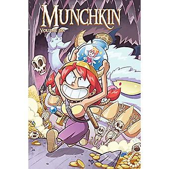 Munchkin Vol. 6 by Sam Sykes - 9781684150151 Book