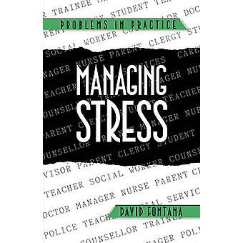Gestão de Stress por David Fontana - livro 9780901715975