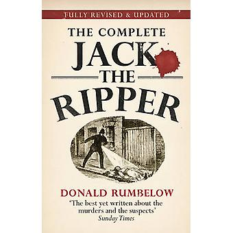 Completado Jack el destripador por Donald Rumbelow - libro 9780753541500
