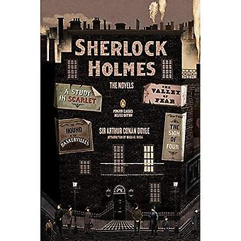 Sherlock Holmes: The Novels (Penguin Classics Deluxe Editions)