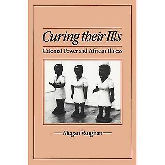 Bota sina krämpor: Kolonialmakten och afrikanska sjukdom
