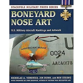 Boneyard Nose Art (Stackpole Military Photo)
