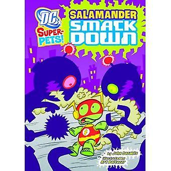 Salamander Smackdown!