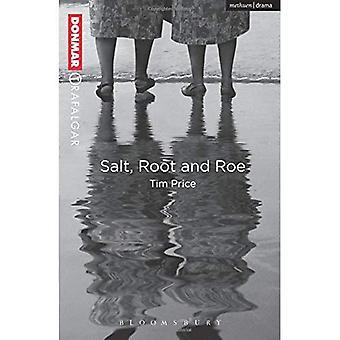 Racine et Roe (pièces modernes) de sel