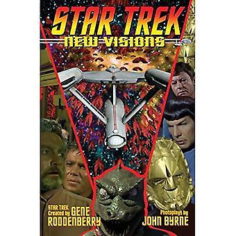 Star Trek: New Visions Volume 5