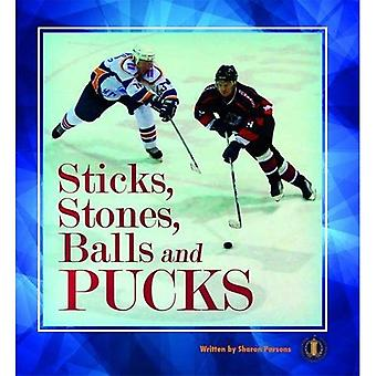 Sticks, Stones, Balls and Pucks (The Literacy Tower)