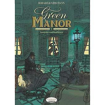 Green Manor Vol.1: Assassins and Gentlemen v. 1